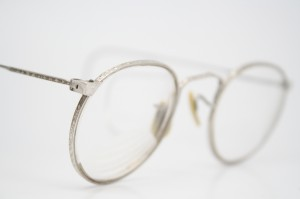 Old SIlver spectacles