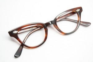 Swan Cat eye frames