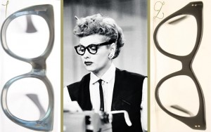 lucille ball eyeglasses