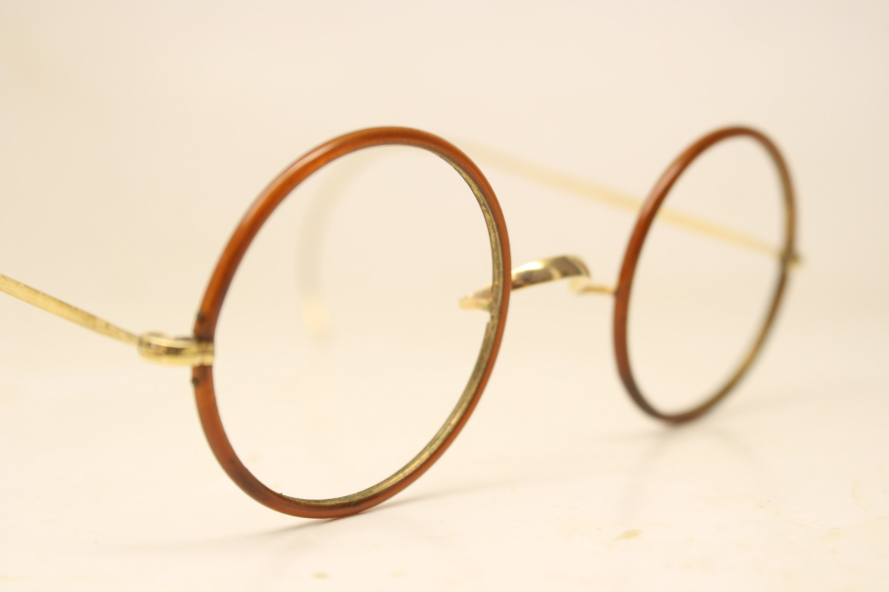 086805246e5c 1900's eyeglasses American antique ...