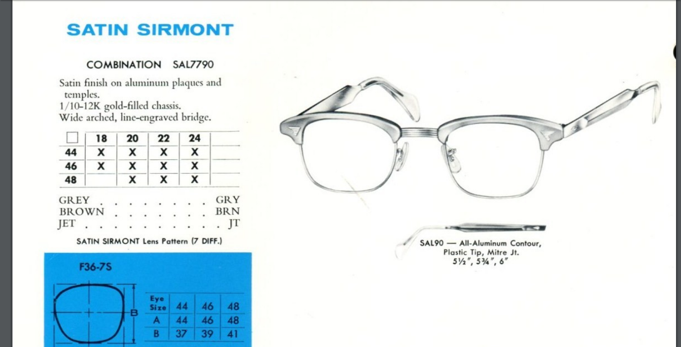 8bbe6b06f881 american optical infuential